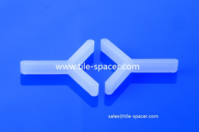 Y type tile spacer